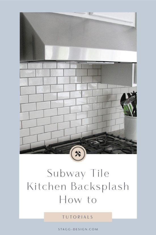 How to Tile Kitchen Backsplash?